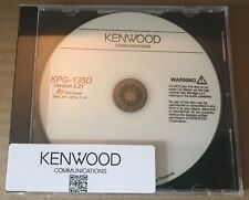 Kenwood KPG-135D Version 2.21 TK-7360 TK-8360 Programming Software For Windows