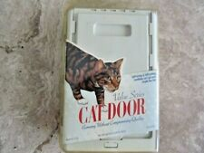 New value series Cat, Pet Door, U.S. Pet Products