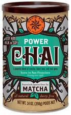 David Rio Power Chai 398g in der Dose mit Matcha Grüntee