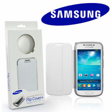 Samsung Galaxy S4 ZOOM WHITE Flip Case Lens Cover GENUINE RETAIL PACK GGS10FWEG