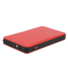 8000mAH Slim USB Power Bank Car Jump Starter Boosters Emergency Battery Charger