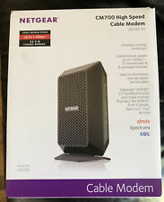 Netgear CM700 High Speed Cable Modem DOCSIS 3.0 Barely Used