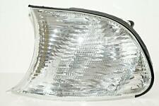 BMW 3 Series E46 Coupe Cabrio 1999-2001 Corner Light Turn Signal LEFT LH White
