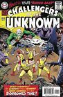 Challengers of the Unknown Comic 1 Cover A First Print 2000 Karl Kesel Johnson