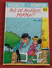 MODESTE ET POMPON R6   PAS DE PANIQUE, POMPON  FRANQUIN  HIMALAYA  NEUF !