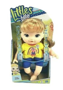 New Littles by Baby Alive Little Astrid Littles Squad Doll