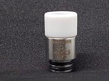 Authentique Drip Tip 510 Vapelyfe Téflon et Inox, Teflon A2