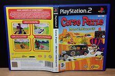 CORSE PAZZE MOTORI IMBIZZARRITI - PS2 - PlayStation 2 - PAL - Italiano - Usato