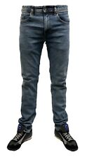 """Diesel Stretch Jeans Thommer 084UX """" Slim """" Blue Washed New"""