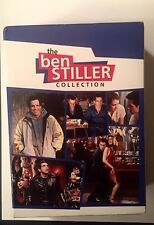 The Ben Stiller Collection (DVD, 2004, 4-Disc Set, Box Set) - NEW