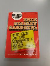 ELLERY QUEEN PRESENTS ERLE STANLEY GARDNER'S THE CASE OF THE #269107