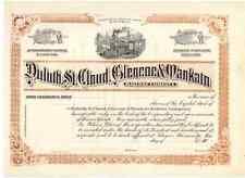 Duluth St. Cloud Glencoe Mankato Railway Company