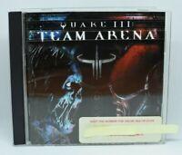 QUAKE III TEAM ARENA with Manual, Disc, Jewel Case (Quake 3, PC 2000)
