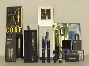 E-Zigarette / Verdampfer Paket, verschiedene Artikel und Marken