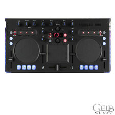 Korg Kaoss DJ Audio Interface and Controller with a Built-in KAOSS PAD - KAOSSDJ