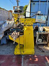 Bridgeport Vertical Milling Machine 9inx42in