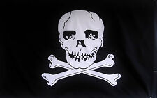 NEW JOLLY ROGER PIRATE FLAG SKULL AND CROSSED BONES