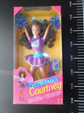DREAM DOLL MAGIC BARBIE CHEERLEADER COURTNEY MATTEL