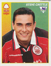 N°364 STEVE CHETTLE NOTTINGHAM FOREST STICKER MERLIN PREMIER LEAGUE 1997