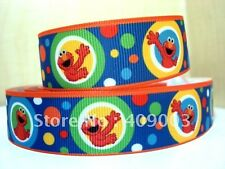 Elmo Ribbon 1' Wide  1m is only £0.99