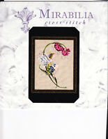 MD Mirabilia Nora Corbett  Bliss Fairy cross stitch pattern MD 89  Fantasy