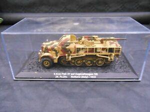 Altaya - 1:72e - Pour diorama - Camion 18T avec Flak 37 88mm