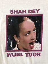 Golf Wang Shah Dey Sade T Shirt M White Rare n ot supreme odd future