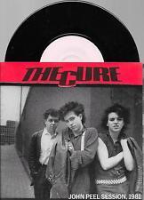"THE CURE - John Peel Session 1981 RARE 7"" POSTER SLEEVE -  7"" Vinyl"