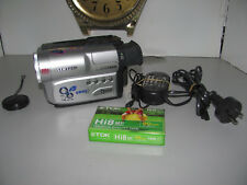 Samsung VP-W90 Hi8 S-Video Analogue Tape PAL Camera Camcorder In VGWO