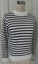 BRAND NEW ! Lowry Farm Stripe Knitted Sweater, M