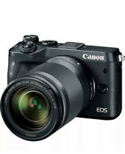 Canon EOS M6 Mirrorless Digital Camera EF-M 18-150mm f/3.5-6.3 IS STM Lens