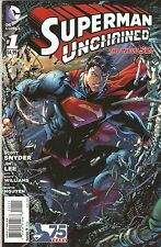 Superman Unchained '13 1 NM P3