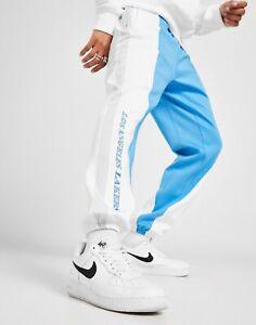 Nike Therma Flex Lakers Showtime City Edition 2021 SKY BLUE PLATINUM Track PANTS