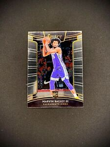 2018-19 Panini Select MARVIN BAGLEY III Concourse Level Base Rookie RC #15