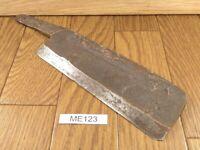 BROKEN DAMAGED Japanese vintage Carpentry Tool AXE ONO Hatchet 178/250mm ME123