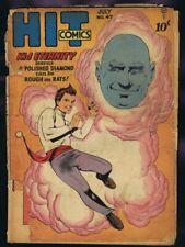 Hit Comics #47 ORIGINAL Vintage 1947 Quality Golden Age Kid Eternity