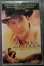 A Walk In The Clouds Soundtrack (Cassette, 1995, Milan) NEW