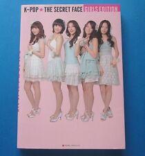 K-POP THE SECRET FACE GIRLS EDITION Japan Book,Girls Gereration,Girls Day,A PINK