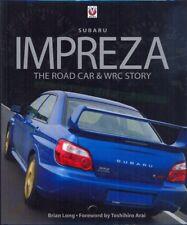 Subaru Impreza the road car and WRC Story - Brian Long - great history book