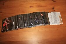 NBA Trading Cards 1996-97 FLEER METAL BASKETBALL CARDS Series 1, 92 Cards