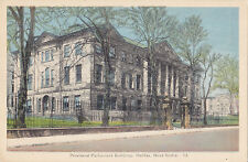 Provincial Parliament Buildings HALIFAX Nova Scotia Canada 1930-40 PECO Postcard