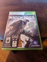 Watch Dogs (Microsoft Xbox 360, 2014) BRAND NEW + SEALED