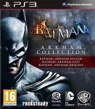 BATMAN COLLECTION PS3 LEER DESCRIPCION / READ DECRIPTION