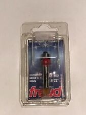 """New listing Freud 41-102 19/32"""" Bevel Trim Router Bit Mip Never Opened"""