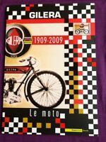 FOLDER 2009 LA MOTO GILERA