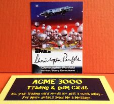 Anderson Space 1999 Unstoppable Christopher Penfold Binder Autograph Card CP1