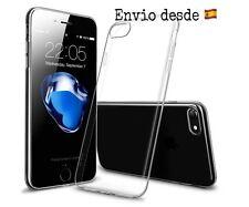 Funda 100% Transparente Gel Flexible iPhone 7/8 Alta Calidad - PREMIUM