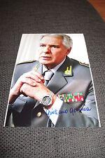 Giuliano Gemma (+ 2013) signed Autogramm auf 20x30 cm Bild InPerson LOOK