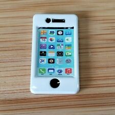 RC 1/10 1/8 Scale Large White Cell Phone Apple Iphone Rock Crawler Accessories