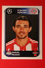 PANINI CHAMPIONS LEAGUE 2010/11 # 284 FC BAYERN MÜNCHEN PRANJIC BLACK BACK MINT!
